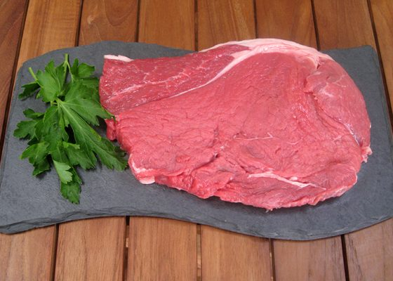 Matured Irish Rump Steaks