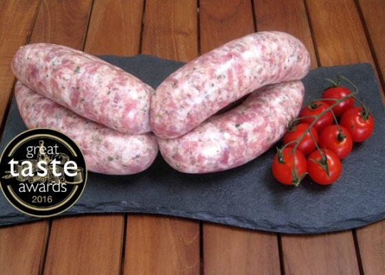 Cumberland Sausages (BPEX Silver)